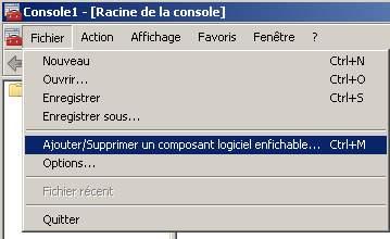 La console de Windows pour vérifier si votre machine Dell possède le certificat root eDellRoot ?