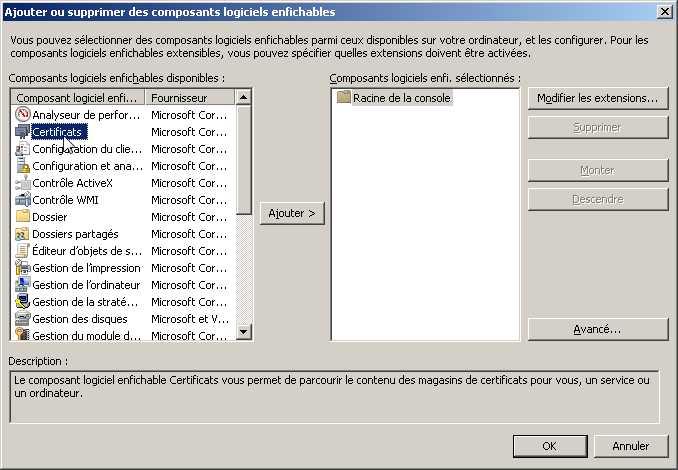 Les étapes pour vérifier si votre machine Dell possède le certificat root eDellRoot sur Windows ?