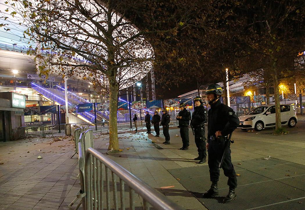 Contrôle renforcé dans toute la France après les attaques sur Paris